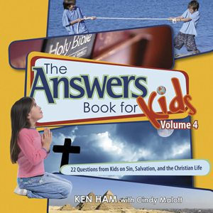 The Answers Book for Kids, Vol. 4