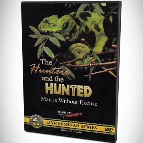 The Hunters and the Hunted DVD