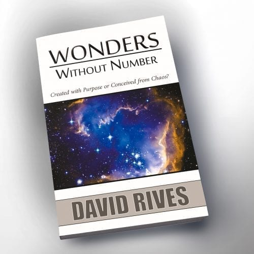 WONDERS WITHOUT NUMBER - Created with Purpose or Conceived from Chaos? Book