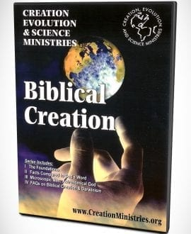 Biblical Creation DVD