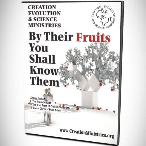 By Their Fruits You Shall Know Them DVD