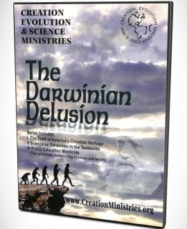 The Darwinian Delusion DVD