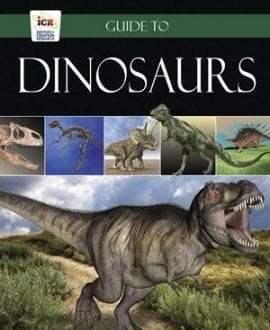 Guide To Dinosaurs Book