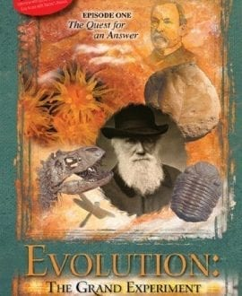 Evolution: The Grand Experiment - The Quest For An Answer DVD