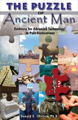 The Puzzle of Ancient Man Book