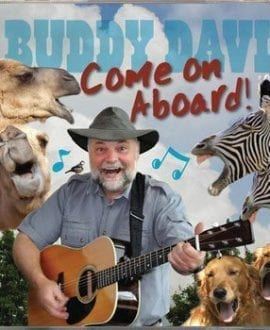 Come On Aboard CD with Buddy Davis