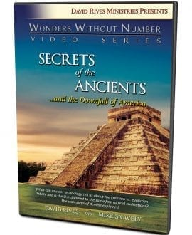 Secrets of the Ancients and the Downfall of America DVD
