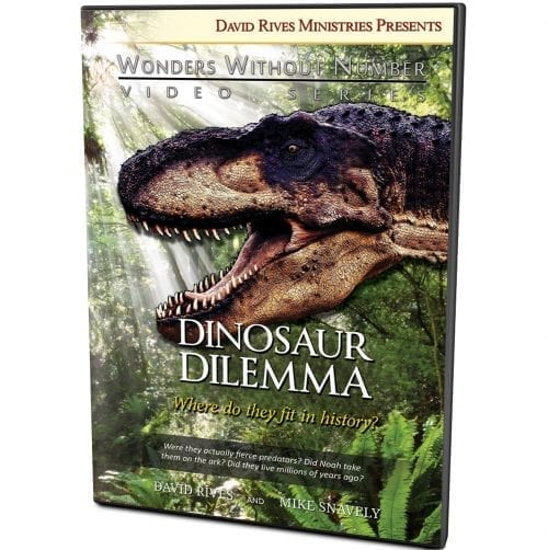 Dinosaur Dilemma - Where Do They Fit In History? DVD