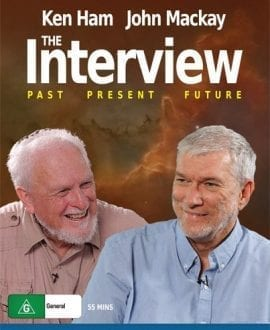 The Interview: Past Present Future DVD