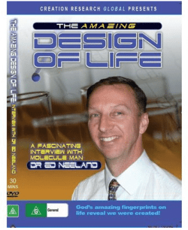 The Amazing Design of Life DVD