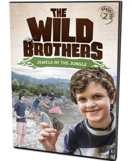 Wild Brothers Jewels of the Jungle