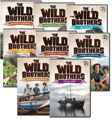 The Wild Brothers DVD Series
