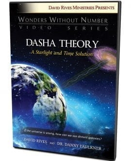 Dasha Theory A Starlight and Time Solution DVD