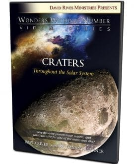 Craters Throughout The Solar System DVD