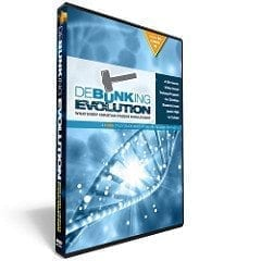 Debunking Evolution DVD