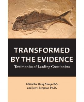 Transformed By The Evidence Book