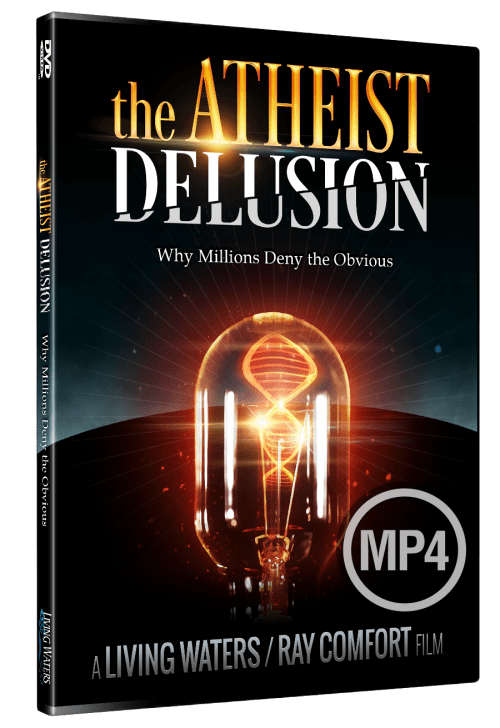 The Atheist Delusion Why Millions Deny The Obvious DVD