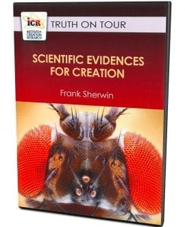 Scientific Evidences for Creation