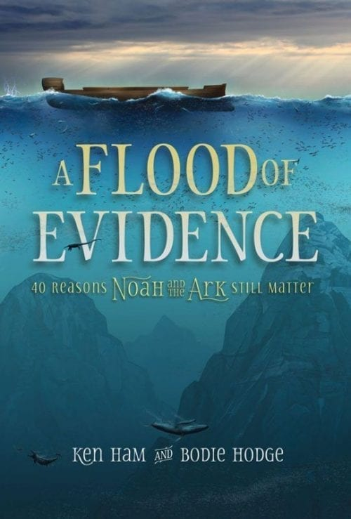 A Flood of Evidence Book