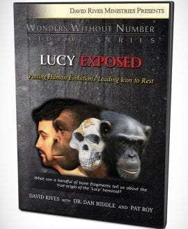 LUCY EXPOSED - Putting Human Evolution's Leading Icon to Rest DVD