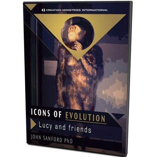 Icons of Evolution Lucy and friends
