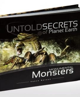 Untold Secrets of Planet Earth Monumental Monsters