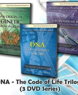 The Design and Complexity of DNA Trilogy DVD Series