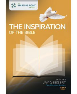 The Inspiration of the Bible DVD