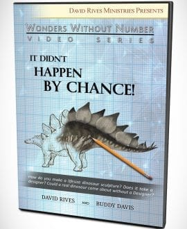 It Didn't Happen By Chance! DVD