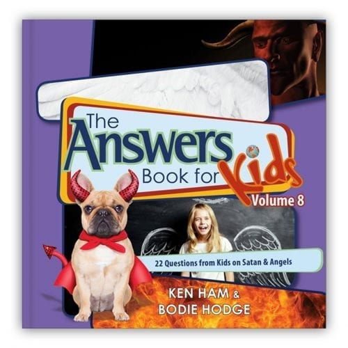 Answers Book for Kids, Vol. 8