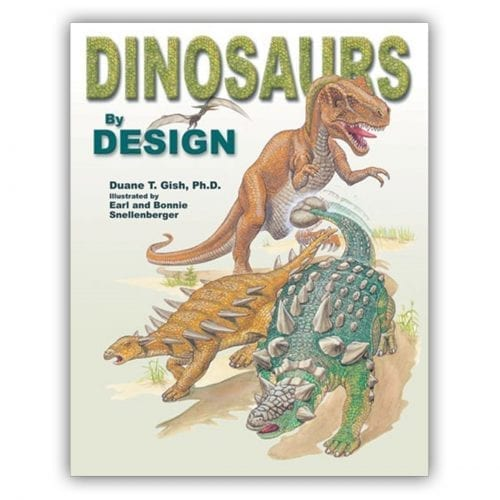 Dinosaurs By Design Front