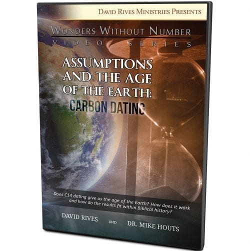 Assumptions and the Age of the Earth: Carbon Dating DVD