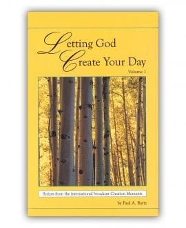 Letting God Create Your Day, Volume 1 | Book