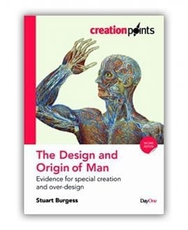 Design and Origin of Man