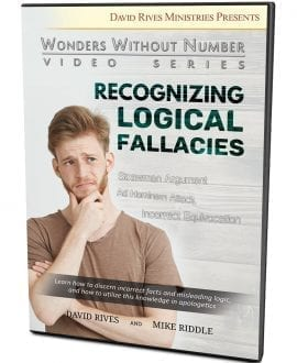 Recognizing Logical Fallacies DVD