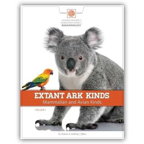 Extant Ark Kinds