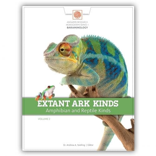 Extant Ark Kinds 2