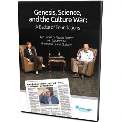 Genesis, Science, and the Culture War DVD