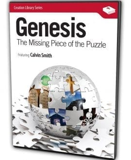Genesis: The Missing Piece of the Puzzle DVD
