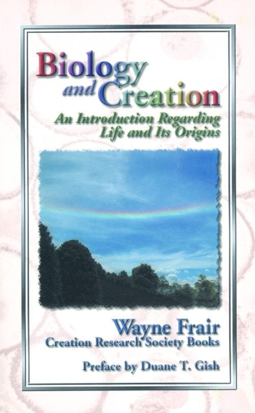 Biology and Creation