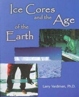 Ice Cores and the Age of the Earth