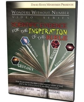 Scientific Evidence For The Inspiration of the Bible DVD