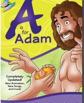 A is For Adam DVD