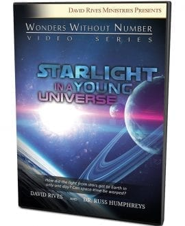 Starlight In A Young Universe DVD