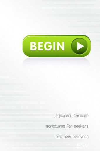 BEGIN - A Journey Through Scripture for Seekers And New Believers Book