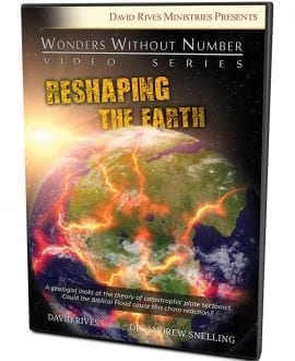 Reshaping The Earth DVD