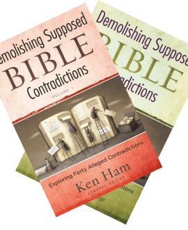 Demolishing Supposed Bible Contradictions Book Set