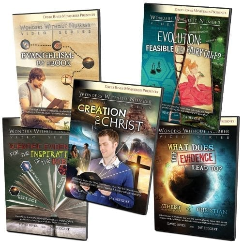 Science and Biblical Authority DVD Series
