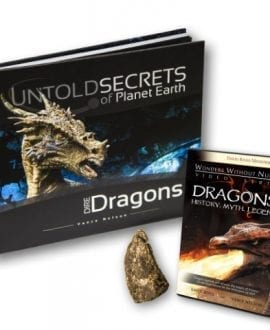 DRAGONS Book and DVD Bundle