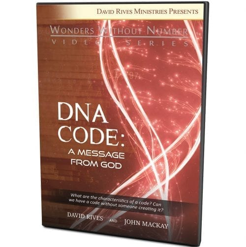DNA Code: A Message from God DVD